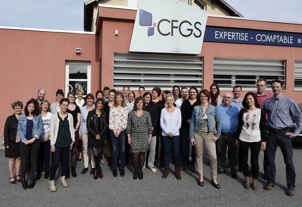 L'équipe CFGS de Remiremont